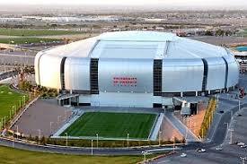 Arizona Cardinal Seating Chart Virtual University Of Phoenix Stadium Home Of The Arizona Cardinals