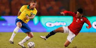بث مباشر مصر يلا كورة HD : مشاهدة مباراة مصر والبرازيل بث مباشر يلا شوت    يلا شوت منتخب مصر الأولمبي