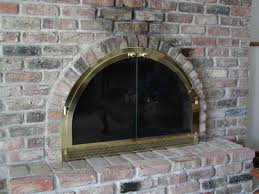 arched glass fireplace doors. Custom Stylish And Durable Furniture Enclosures All Arched Glass Fireplace Doors E