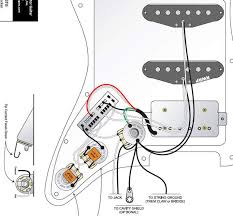 fender deluxe strat hss wiring diagram wiring diagram and wiring diagrams guitar hss and schematics