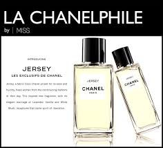 chanel jersey. les exclusifs de chanel jersey out now jersey e