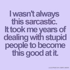 Stupid People Quotes T