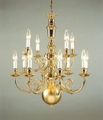 brass chandeliers dutch antique vintage chandelier value