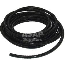 convoluted wiring harness sleeve 10mm id