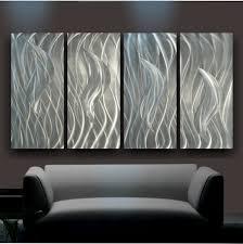 image of metal wall art ideas