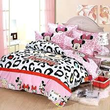 elegant mickey and minnie bedding set for minnie mouse queen size bed set elegant 20 invigorating