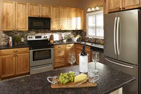 Tan Brown Granite Countertops Kitchen Cardinal Concepts Announces First Textured Granite Kitchen