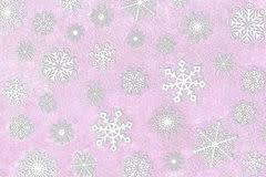 pink snowflake background. Contemporary Snowflake Snowflake Background Photo A Variety Of Snowflake Designs On A Pink  Textured Background Royalty Free On Pink U