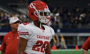Texas lands commitment from four-star in-state RB Keaontay Ingram   USA  TODAY High School Sports