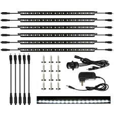 Battery Powered Lights For Gun Safes Details About Mingdak Led Safe Lighting Kit Linkable Motion Sensor Activated Led Light Bars