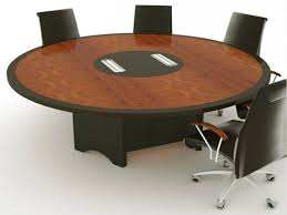 swh 8 round conference table