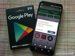 google play gift card photo 1