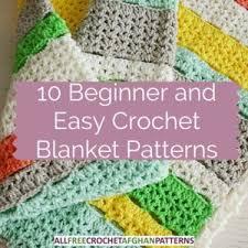 Crochet Patterns Blanket Fascinating 48 Beginner And Easy Crochet Blanket Patterns Stitch And Unwind