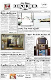Drifts pile even higher - Cass County Reporter