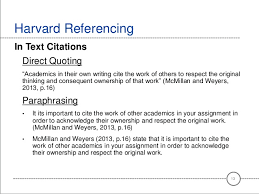 Quoting A Website In An Essay Harvard Coursework Sample