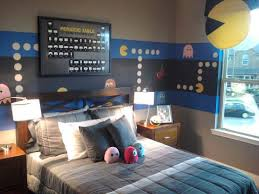 video gaming room furniture. Kids Video Game Themed Rooms Are So Much Fun! Pacman Room By Muralist Anita Roll Gaming Furniture