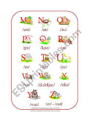 (see the additional images in our listing.) free shipping! My Animal Alphabet Chart Worksheets 99worksheets