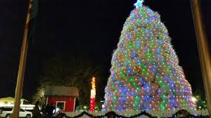 Downtown Chandler Christmas Tree Lighting Did You Know Chandler Tumbleweed Tree Is One Of A Kind Kjzz