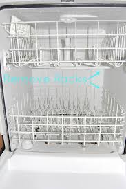 How To Clean A Dishwasher How To Naturally Clean Your Dishwasher The Pistachio Project