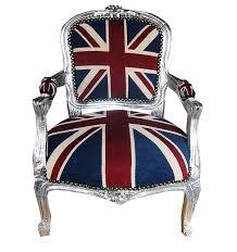 union jack chair design ideas