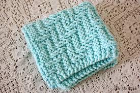 Easy Knit Dishcloth Pattern Enchanting New Free Knitted Dishcloth Patterns 48 Free Knit Dishcloth Patterns