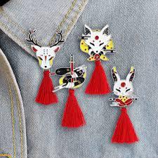 <b>XEDZ</b> cute <b>white</b> rabbit long ears carrot enamel pin rabbit baby shy ...