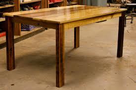 poplar wood furniture. Reclaimed Wood Table Poplar Lumber Furniture