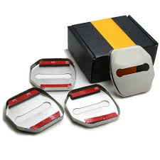 VIGORWORK <b>4pcs/set Car Door</b> Lock Cover S- Buy Online in ...