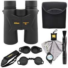 Lumintrail Keychain Light Nikon Prostaff 3s 10x42 Binoculars Black 16031 Cleaning