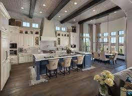 30 Open Concept Kitchens Pictures Of Designs Layouts Open Concept Kitchen Living Room Kitchen Designs Layout Kitchen Concepts
