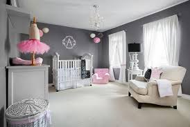 baby girl bedroom ideas. A Nursery Backdrop That Allows The Room To Grow With Your Little One [From: Baby Girl Bedroom Ideas L