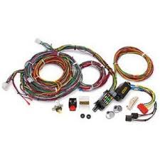 painless wiring mustang parts at dallas mustang painless performance complete chassis wiring harness 1967 1968