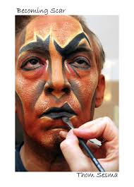asian lion makeup google zoeken lion king broadway lion king al scar rey