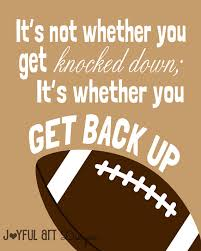 Football Quotes Cool Set Of 48 Motivating Sports Quotes PRINTABLE Signs Football Soccer