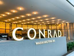 Washington Lighting Centre Pictures Review The Conrad In Washington Dc