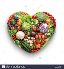 fruit and vegetables heart. Interesting Heart Healthy Food Concept Of A Human Heart Made Vegetable And Fruit Mix That  Reduce Death To Fruit And Vegetables Heart
