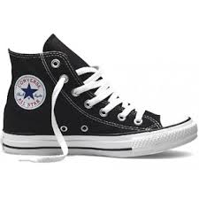 converse black and white. converse chuck taylor all stars hi shoes - black white and