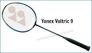 Yonex Racquet Chart 2013 Yonex Voltric 9 Badminton Racquet Review Paul Stewart