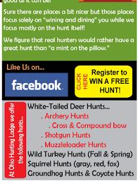Ohio Hunting Lodge