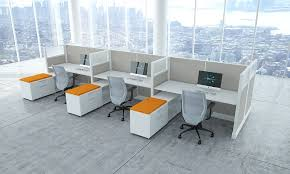 modern office cubicle. Go Green. In Style! Modern Office Cubicle S