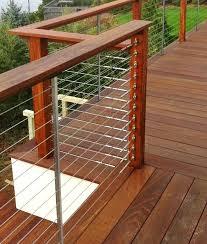 wood deck railing horizontal deck railing ideas horizontal wood deck railing designs