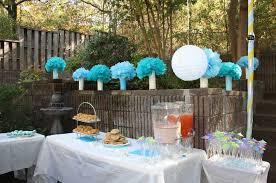 baby shower decorations outdoor baby shower party baby shower banner diy