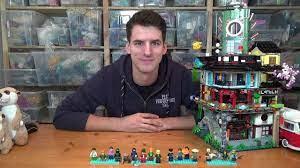 LEGO® Ninjago 70620 - Ninjago City - YouTube