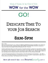 Go Resume WOW For The Wow Job Search Skills Resume Butterfly Go 25