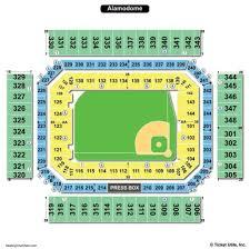 Alamodome Seating Chart For Baseball Alamodome Tickets And