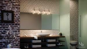 industrial bathroom lighting. UQL2042 Industrial Bathroom Light, 9\ Lighting L