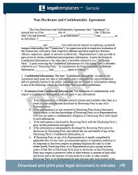 Confidentiality Agreement - Radioberacahgeorgia.tk
