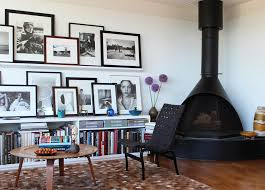 modern white picture frames. Photo Frames Ideas Pinterest Living Room Modern With White Bookshelf Wood Floors Round Coffee Table Picture