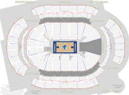 Prudential Center Wrestling Seating Chart Prudential Center Newark Arena Seat And Row Numbers Detailed