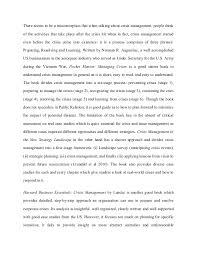 crisis management emotion part  2